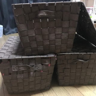 バスタオルが入る大きさのBOX