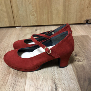 靴 Ssize ハイヒール 新品 購入金額3900円