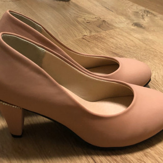 M size 靴 ハイヒール 購入金額3900円