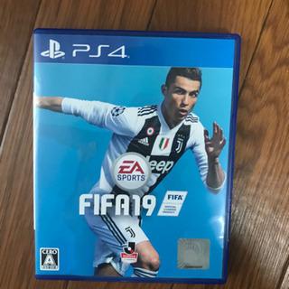 FIFA 19 PS4 美品