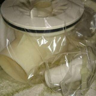 TOTO 洗濯機パン用の横引きトラップ 未使用品