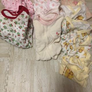 50〜60女の子用冬服袋