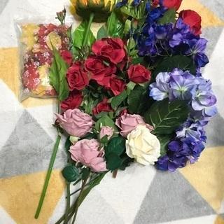 造花のセット