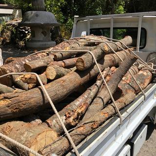 処分に困っている薪、雑木、木などありましたら貰えませんか?