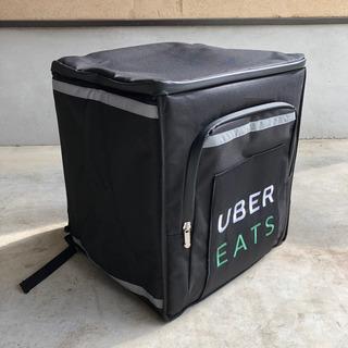 Uber リュック バッグ 未使用品!