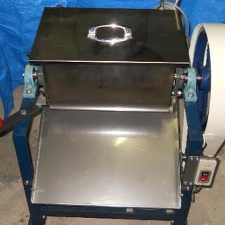 製麺機、蕎麦、うどん、5キロ用