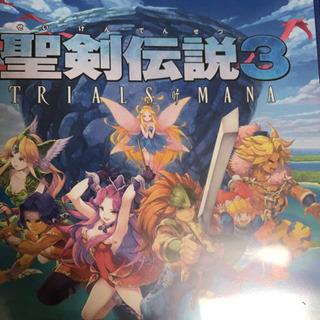 聖剣伝説3リメイク