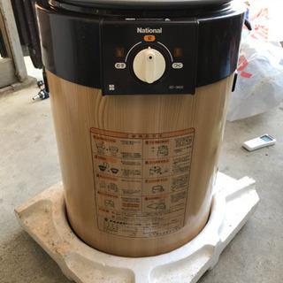 ナショナル 電気餅つき機 SD-3602