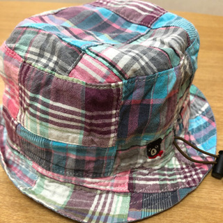 ダブルB☆リバーシブル帽子