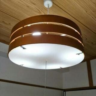 和式用 照明 オシャレ LED対応 4つ LED電球付き