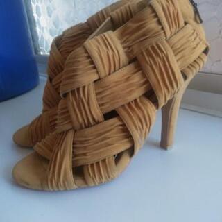 rienda ブーサン ヒール 靴 セレクトショップ