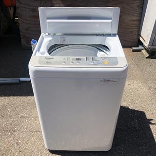 【  19年製  Panasonic 5kg 洗濯機   】