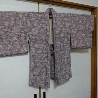 着物 羽織り 2枚