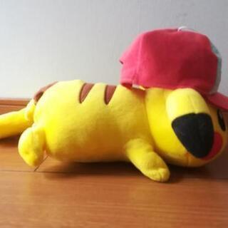 ピカチュウぬいぐるみ - おもちゃ