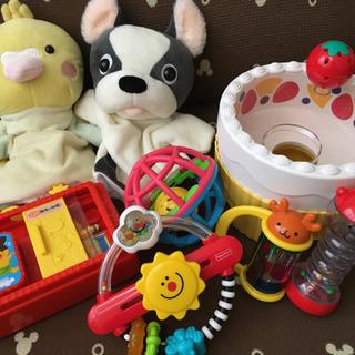 赤ちゃん ベビー おもちゃ 美品 セット