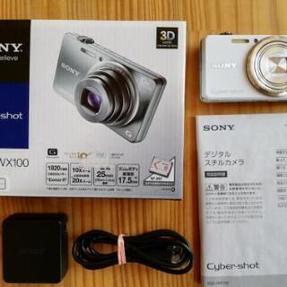 取引中 デジタルカメラ SONY 美品