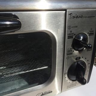 (売却済)オーブントースター