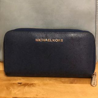 【受渡し特価❣️】MICHAEL KORS ジッパー財布👛