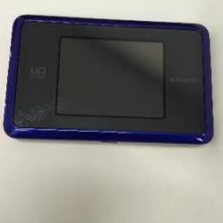 UQ WiMAX モバイルルーター WiMAX 2+