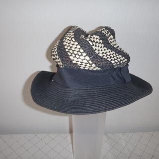 帽子2 新品タグ付き