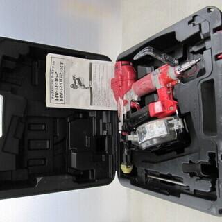 🏠動作確認済み MAX 高圧ターボドライバー HV-R41G2 ...