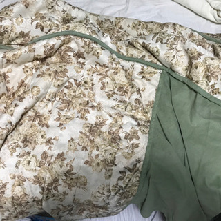 リバーシブル炬燵布団 75cm×75cm