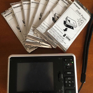 Polaroid インスタントプリントデジタルカメラ z2300
