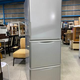 使い易いどっちもドア!配送可 SHARP ノンフロン冷凍冷蔵庫 ...