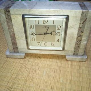 値下げしました!アンティーク大理石の時計