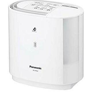 【新品】パナソニック 加湿機 気化式 ~8畳 ホワイト FE-K...