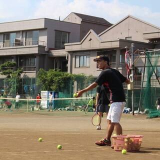テニスのプライベートレッスンさせてください!
