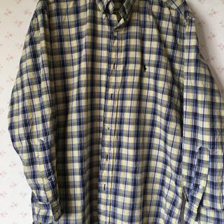 「ラルフローレン」のシャツ