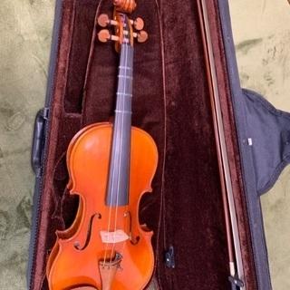 弦なし バイオリン【差し上げます】