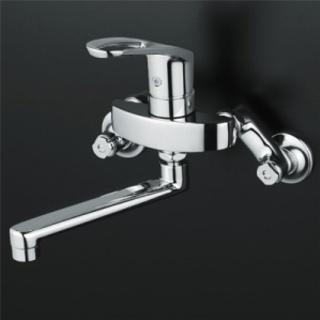 KVK シングルレバー水栓新品なのにこの価格 蛇口 KM5000T