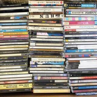 大量CD 約1000枚前後あると思います!