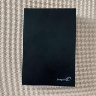 外付けハードディスク 3TB ※ケーブル付