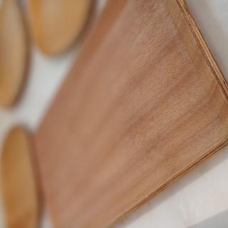KINTO 木製トレー&小皿