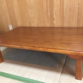 座敷テーブル折りたたみ式