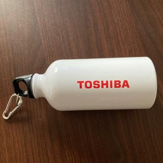 (非売品)TOSHIBA社 ロゴ入りハード水筒