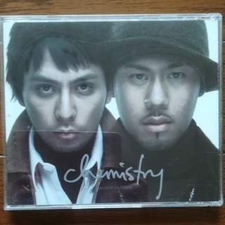 CHEMISTRYアルバム☆「Second to None」