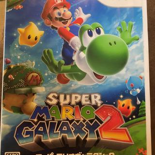 スーパーマリオ Wii ソフト