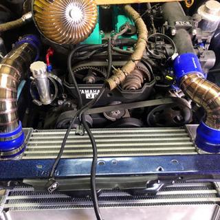 自動車部品のワンオフ製作、加工。