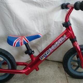 ラングスジャパン アルミ製ランニングバイク