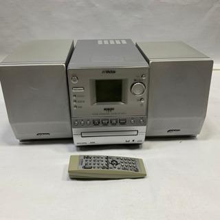 ビクター CDコンポ システムコンポ CA-UXGM50 リモコ...