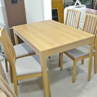 イケア IKEA EKEDALEN(エーケダレン)伸長式ダイニン...