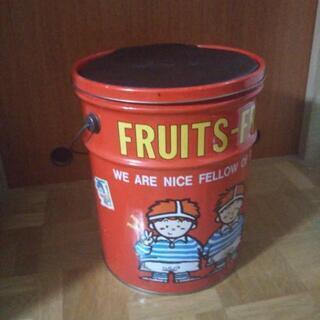 レトロポップ 缶チェア