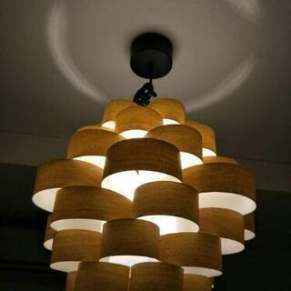 オシャレ照明の画像
