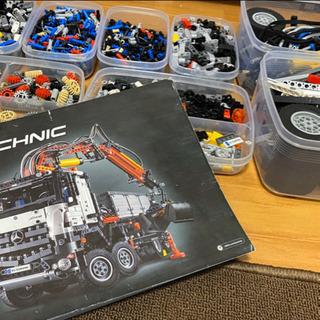 レゴ LEGO テクニック 42043 メルセデス・ベンツ アクロス