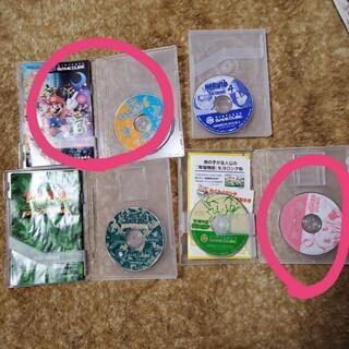 ゲームキューブソフト2本