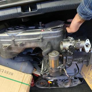 アドレスV125 K7 アドバンスプロ180ccボアエンジン